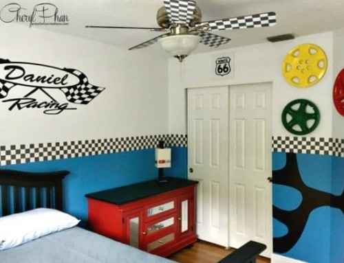 Daniel's Room Makeover