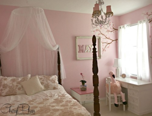 Maya's Room Makeover
